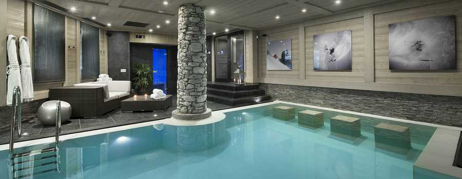 Luxury Chalets Chalet Black Pearl