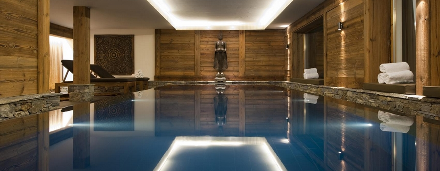 Dent Blanche Verbier Indoor Pool