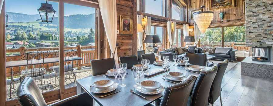 Luxury Chalets Chalet Crystal White image 2