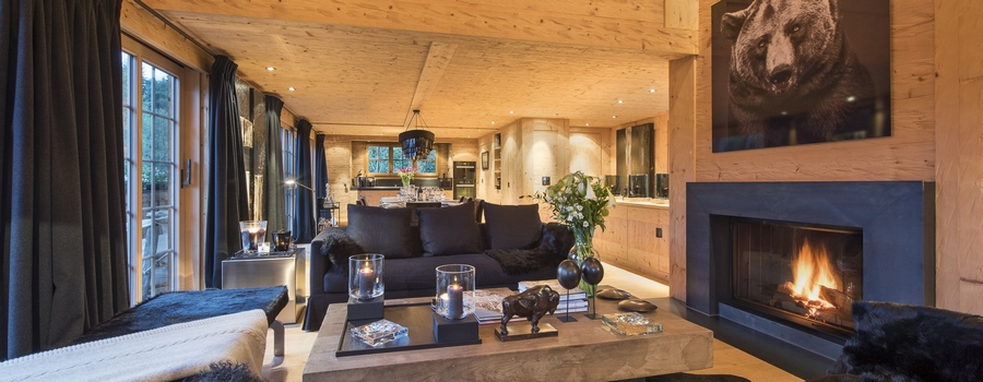 Chalet White Ace Gstaad