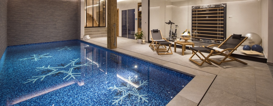 La Vigne Verbier Indoor Pool