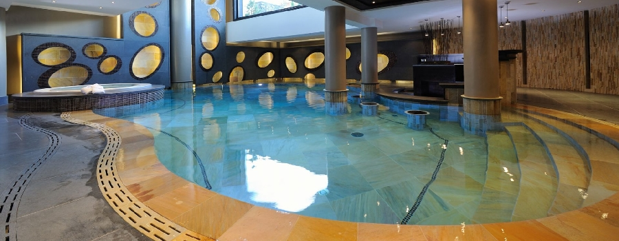 Chalet Art Courchevel 1850 Swimming Pool
