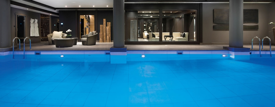 Chalet Le Petit Palais Courchevel 1850 Swimming Pool