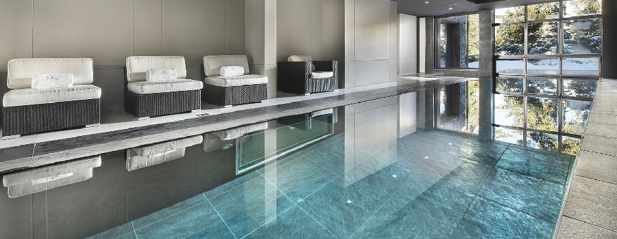 Chalet Owens Courchevel 1850 Swimming Pool feat